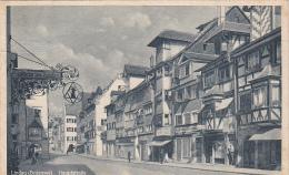 22356 LINDAU Im Bodensee - Hauptstrabe -kunstverlag Erwin Burda !attention Etat !