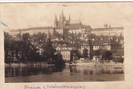 22357 Prague Tchecoslovaquie - Praha -années 60 ?