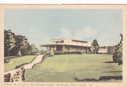 22358 Colonie De Vacances, Vacation Colony- Sherbrooke, P.Q. Canada 36 - - Sherbrooke