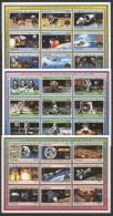Tanzania (1994) Yv. 1529/37+1620/28+1661/69  /  Espace - Space - Earth - Moon - Spaceship - Astronaut - Moonlanding - Altri