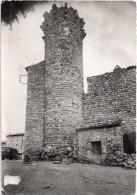 Cpsm JOYEUSE, Ardèche, La  Tour Charlemagne   (14.36) - Joyeuse