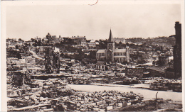 22368 VIRE - Rue Saulnerie -collection Groh, Rue Calvaire V - Guerre 1945 Ruines Bombardements