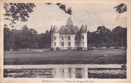 22374 Goven - Chateau Des Etangs - Coté Sud -sans éditeur