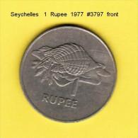 SEYCHELLES    1  RUPEE  1977  (KM # 35) - Seychelles
