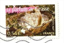 Parfum De Grasse France - Used Stamps