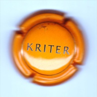KRITER ORANGE - Mousseux