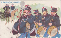 Illustratore BAFEVI . Il Tamburino  Maggiore - Illustrateurs & Photographes