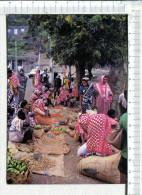 COMORES  -  ANJOUAN  -  Le Marché - Comores