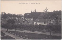 Saint Gratien - Place Du Marché - Saint Gratien