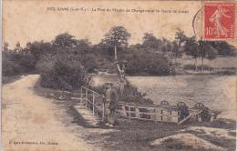 22382 LIVRE  Le Pont Du Moulin De Changeons Et La Route De Gosné -2330 Mary Rousseliere - ! Etat Rousseurs ! - France