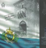 SAN MARINO - BU SET 2013 - 8 MUNTEN - San Marino