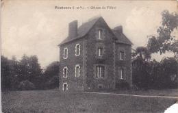 22384 MONTOURS - Château Du Tilleul  -sans éd; ! ETAT ! Petit Manque Au Coin Droit - Non Classés