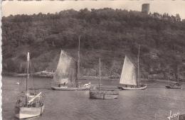 22398 Saint Brieuc (france 22) , Port Legué -Yvon IB2695 -bateau Peche Voilier SB433 SB 346