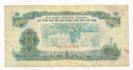 VIET NAM 2 Dong - Vietnam