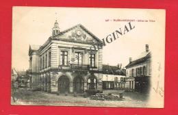 Aisne  - BLERANCOURT - Hôtel De Ville - Francia