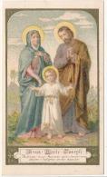 Chromo - Chicorée La Belle Jardiniere - BERIOT Lille - Jésus Marie Joseph  - Fraicheur Exeptionnelle - Trade Cards
