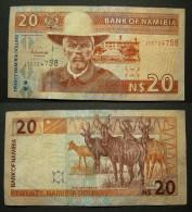 Namibia 20 Dollar                            001 - Namibië