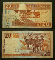 Namibia 20 Dollar                       002 - Namibia