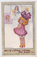 CARD BERTIGLIA  AH ! SE FOSSI VERGINE ANCH'IO!!...  -FP-VDB-2- 0882-19801 - Bertiglia, A.
