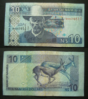 Namibia 10 Dollar                                     003 - Namibia