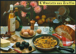 Perigord Truffes Truffle Wine Champignons Mushrooms Pilze °AK0046 - Küchenrezepte