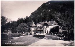 BURGAU Am Attersee (Oberösterreich), Schloss, Fotokarte 1930? Nicht Gelaufen, Gute Erhaltung - Non Classés