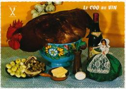 Recette Recipe Food Wine Mushrooms Pilze °AK0079 - Küchenrezepte