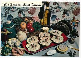 Recette Recipe Food Shrimps Mussels Wine Mushrooms Pilze Muscheln °AK0082 - Küchenrezepte