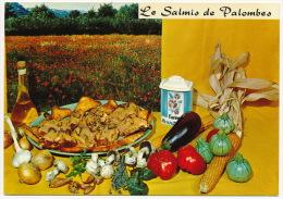Recette Recipe Food Vegetable Wine Mushrooms Pilze °AK0087 - Küchenrezepte