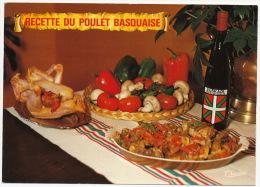 Recette Recipe Food Vegetable Wine Mushrooms Pilze °AK0088 - Küchenrezepte