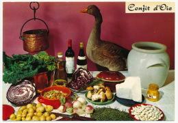 Recette Recipe Food Vegetable Wine Goose Mushrooms Pilze °AK0091 - Küchenrezepte