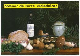Recette Recipe Food Wine Fern Mushrooms Pilze Farn °AK0094 - Küchenrezepte