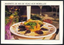 Recette Recipe Food Mushrooms Pilze °AK0095 - Küchenrezepte