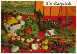 Recette Recipe Food Snails Vegetable Cherry Mushrooms Pilze °AK0096 - Küchenrezepte