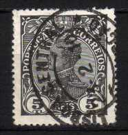 PORTOGALLO - 1910 YT 155 USED - 1910 : D.Manuel II
