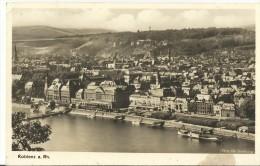 =DE KOBLENZ SAAR 1934 - Koblenz
