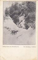 Hilltop Scene Near Meadville Pennsylvania 1907 - United States