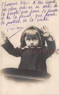 Portrait Petit Garçon Deguisé En Moine, Texte Fenelon - Little Boy Disguised As Monk - Precurseur Vierge - Dos - Portraits