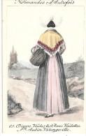 NORMANDES D'AUTREFOIS - Costume - 65 - DIEPPE, VEULES LES ROSES, VEULETTES, SAINT AUBIN, VARENGEVILLE - France