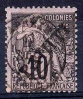 !!! TAHITI N°11 OBLITERATION SUPERBE - Tahiti (1882-1915)