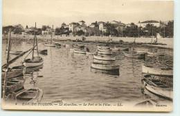 DEP 83 LE MOURILLON LE PORT ET LES VILLAS - France