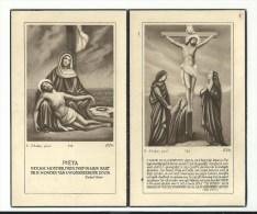 Bidprentje - AUGUST VAN DONINK - Wiekevorst 1864 - 1955 - Religión & Esoterismo