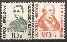 *BRD 1955 // Mi. 223,224 ** - [7] Federal Republic