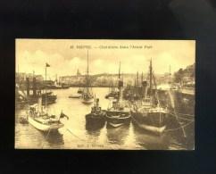 Dieppe - Chalutiers Dans L'avant Port - Dieppe
