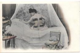 Femme En Petite Tenue - Nus Adultes (< 1960)