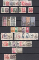 Poland Stamps Lot, Look! 7 Scans