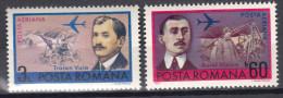 Romania 1972 Mi#3048-3049 Mint Never Hinged - 1948-.... Republics