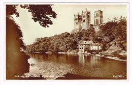 I1928 Durham Cathedral From The Banks / Non Viaggiata - Durham