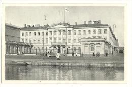 Cp, Islande, Helsinki, The President Palace - Islande