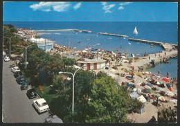 CUPRAMARITTIMA Spiaggia E Porticciolo Marche Ascoli Piceno 1970 - Ascoli Piceno